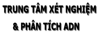 Logo trung tam xet nghiem và phân tích ADN