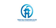 Logo trung tam y te du phong